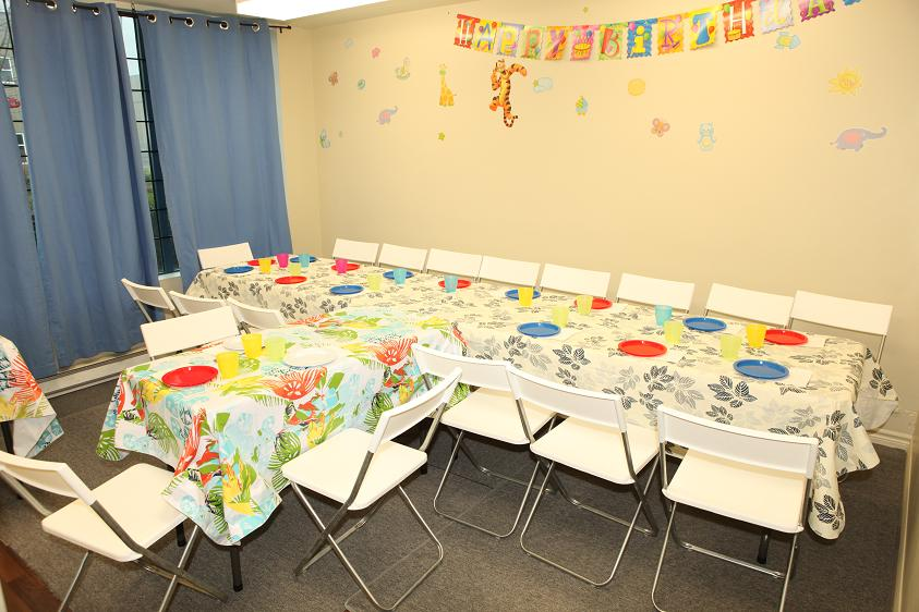 Room Decoration Birthday Party